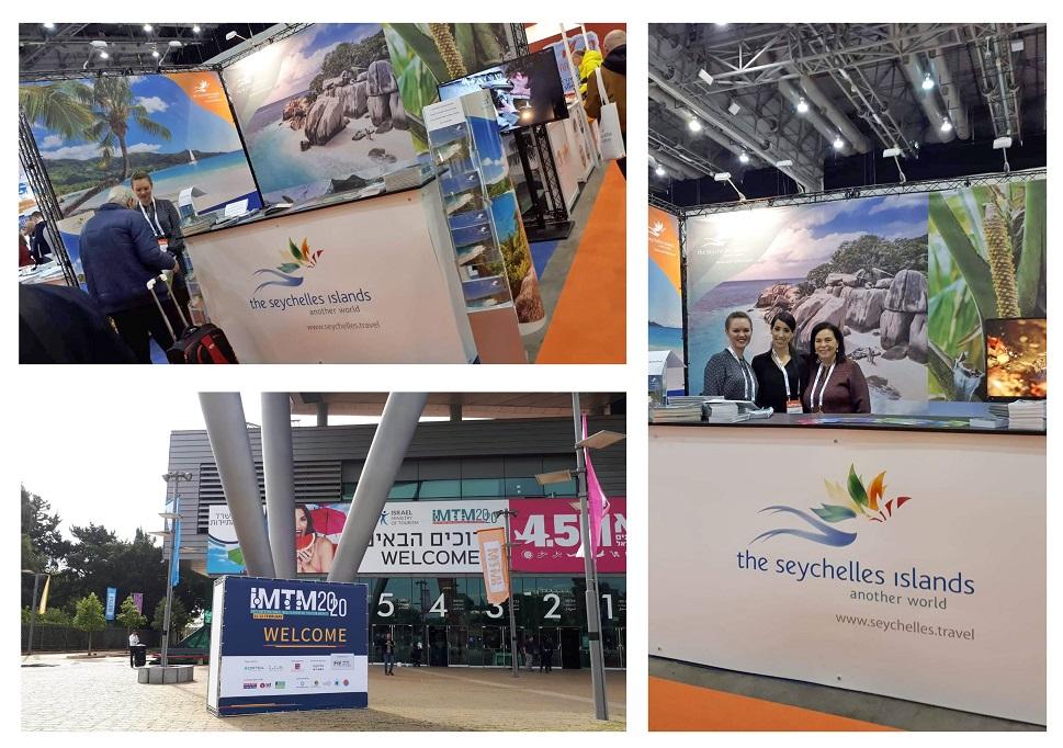 Seychelles brings tropical twist to Intl. Mediterranean Tourism Market