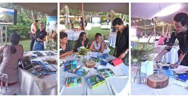 セイシェルは、レユニオンで開催された「Voyagesetévasion」イベントに出展しました
