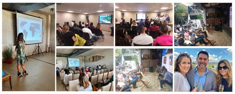 نمایشگاه سالانه سیشل Roadshow همکاران شهرهای برزیل را به وجد می آورد