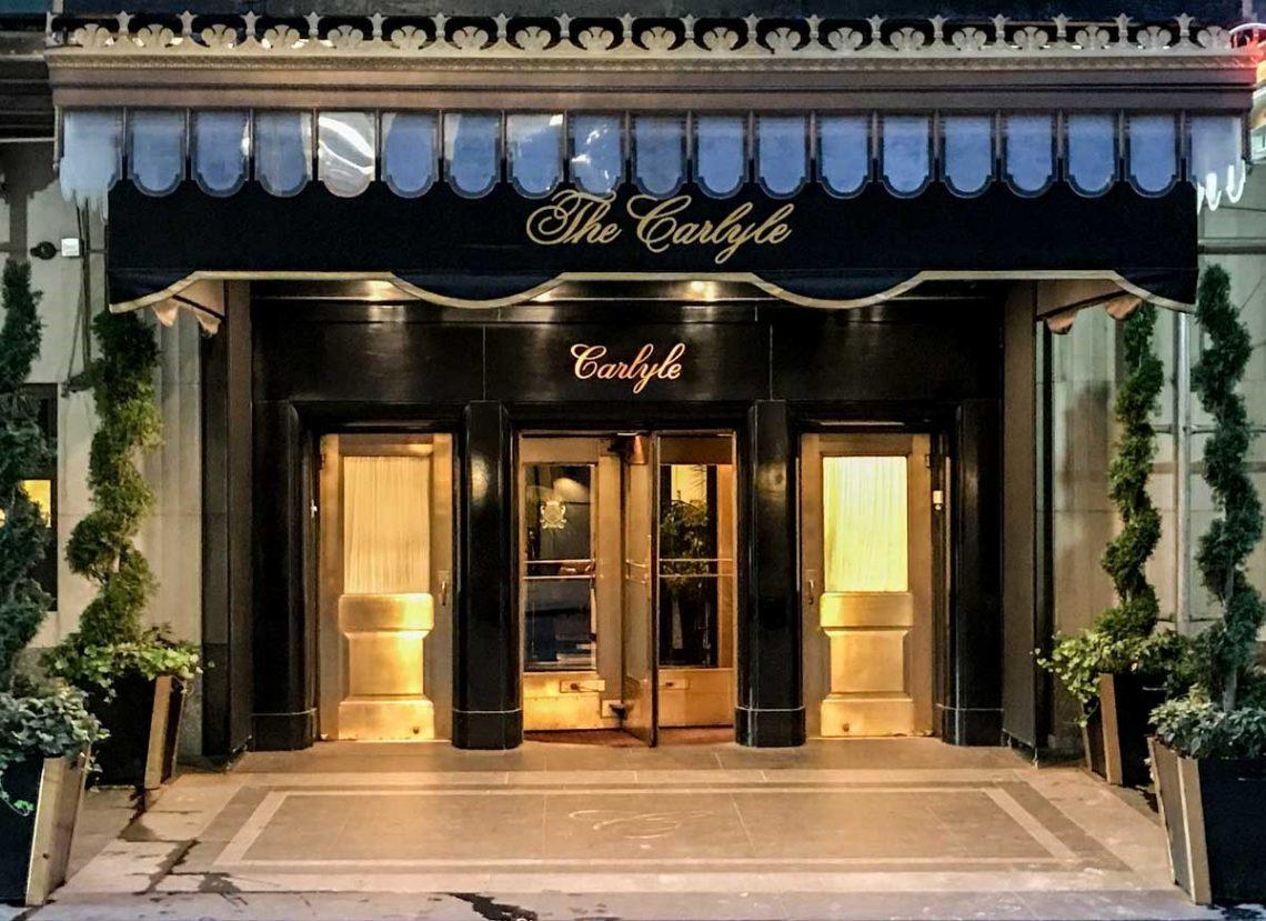 Carlyle Hotel: uma lenda viva que incorpora o espírito de Nova York
