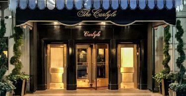 Քարլայլ հյուրանոց. Կենդանի լեգենդ, որը մարմնավորում է Նյու Յորքի ոգին