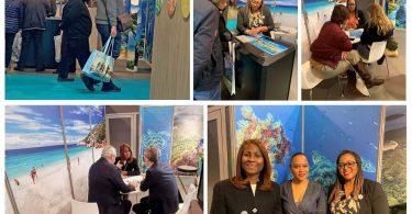 """Seychellerne bringer """"Sol og hav"""" til Belgiens handelsmesse"""