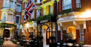 Մեծ Բրիտանիայի հյուրանոցները կոպիտ մեկնարկում են 2020-ի համար