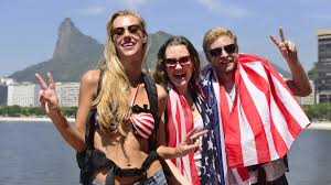 US Outbound Travel down expect North Africa and Central America