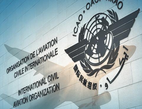 আন্তর্জাতিক বেসামরিক বিমান চলাচল সংস্থা সিভিডি -19 সংকটের মধ্য দিয়ে তাদের প্রচেষ্টা অব্যাহত রেখেছে