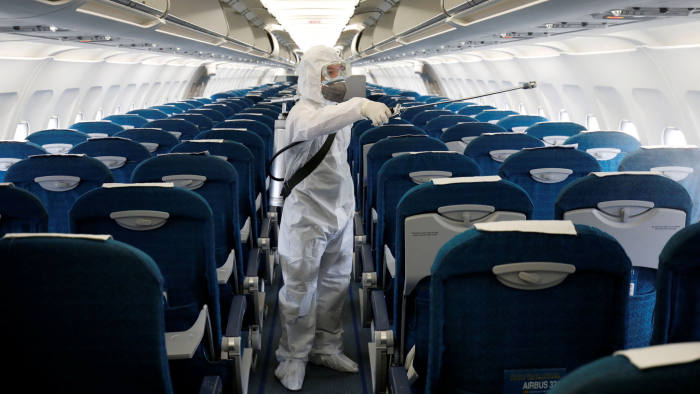 Die IATA warnt vor tieferen Einnahmen aus COVID-19