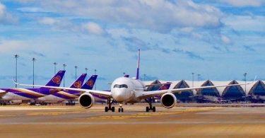 Thai Airways prepares to ground the fleet to battle COVID-19