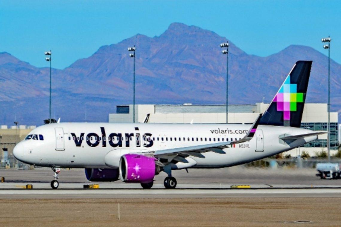Volaris do México anuncia redução de capacidade e demanda