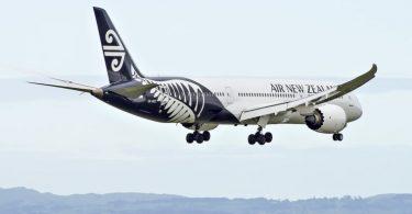 Ny Air New Zealand dia mampihena ny fahafaha-manao iraisam-pirenena hatramin'ny 95%