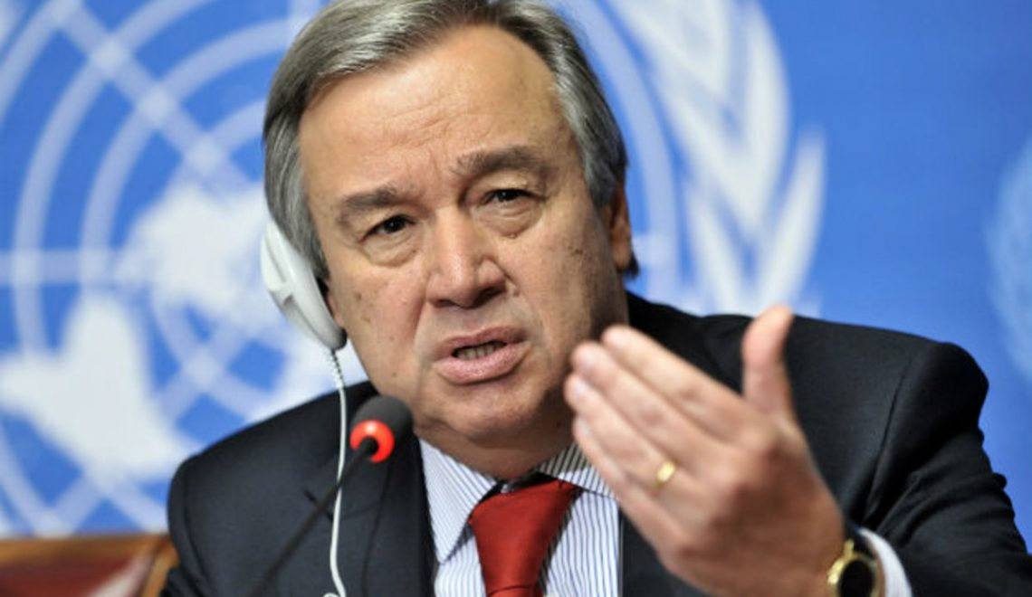 FN-sjef oppfordrer G20-ledere til å vedta 'krigstid' COVID-19-plan