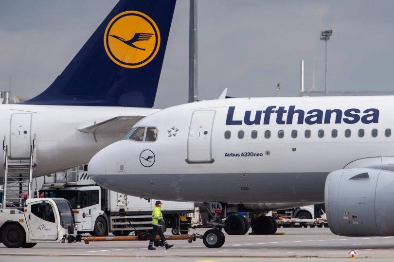 Lufthansa- ն կարճաժամկետ աշխատանք է ներկայացնում Ֆրանկֆուրտի և Մյունխենի օդանավակայաններում