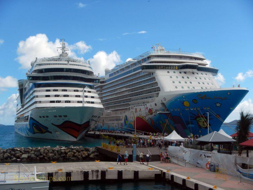 Britanski Djevičanski otoci postavljaju moratorij na brodove za krstarenje, zatvaraju luku za krstarenje Tortola