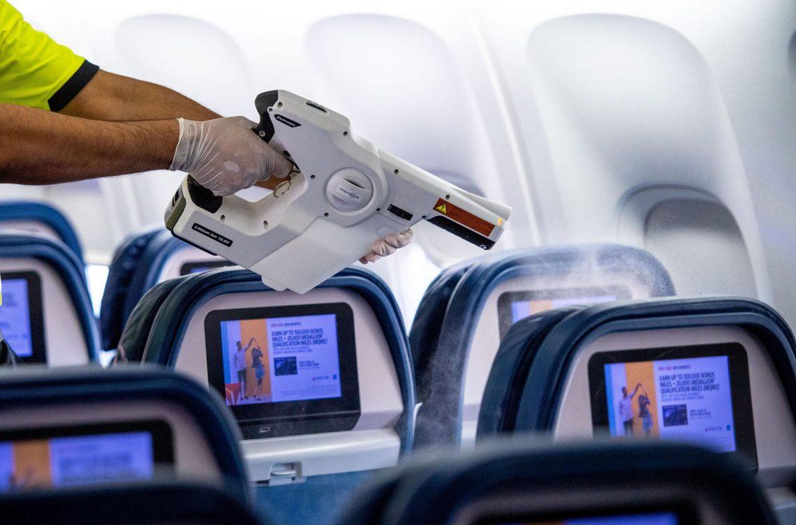 Delta Clean. Ի՞նչ է դա նշանակում ամերիկյան ավիաընկերությունների համար