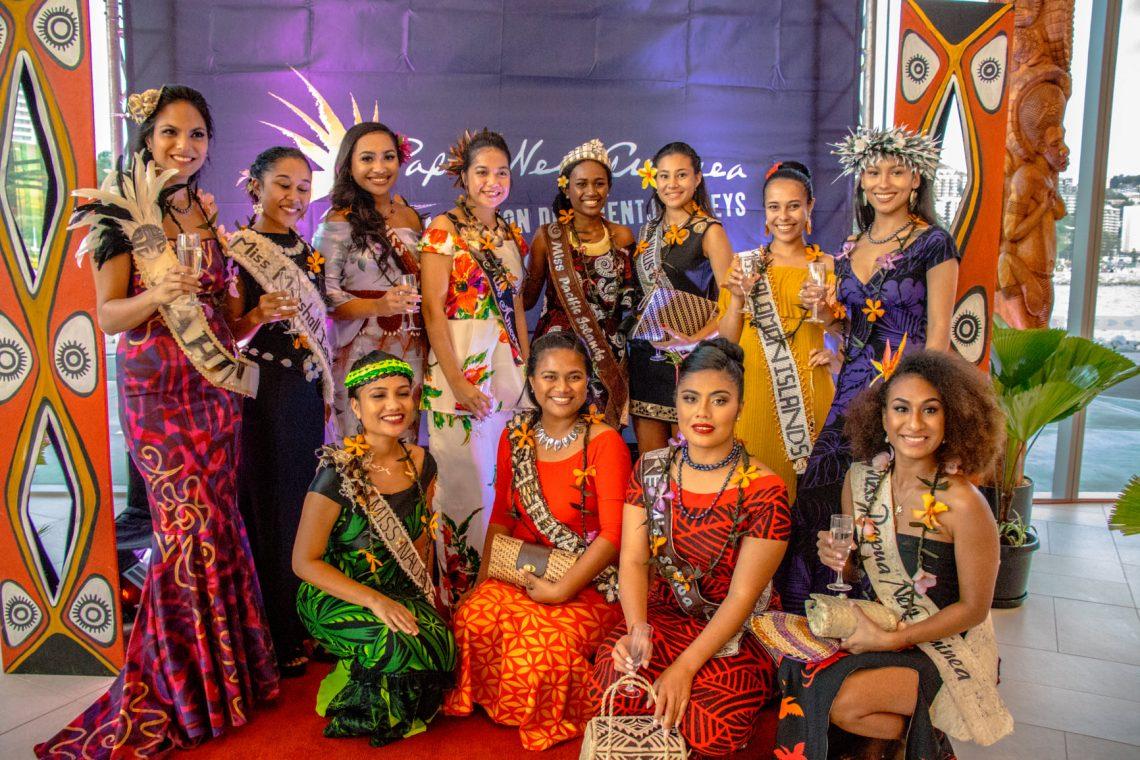 समोआ ने अगले मिस पैसिफिक द्वीप समूह की मेजबानी करने की तैयारी की