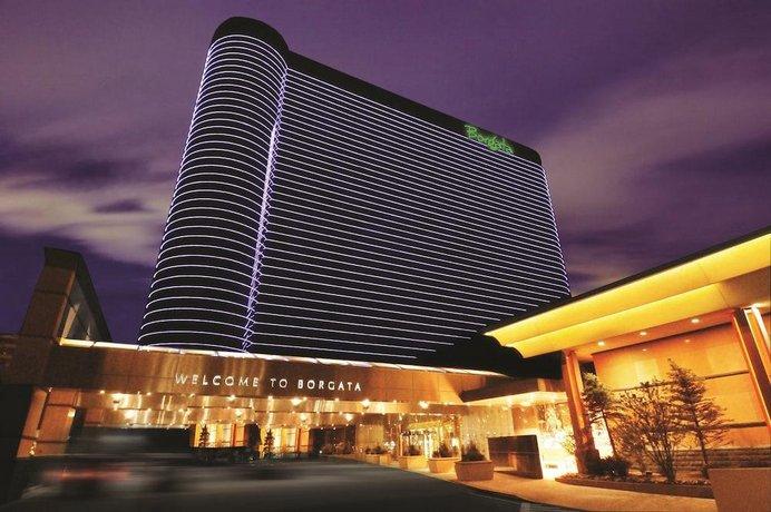 MGM Resorts International Borgata Hotel Casino & Spa را تعطیل می کند