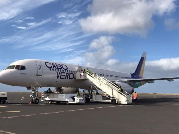 Mampijanona ny asa rehetra ny Cabo Verde Airlines