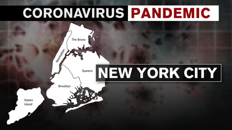 New York forces quarantine for international visitors