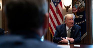 مدیرعاملان برتر هتل با رئیس جمهور ترامپ در مورد کمک فوری برای جلوگیری از بستن هتل ها دیدار می کنند