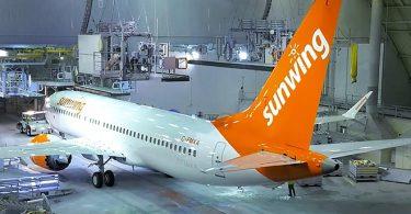 Kanadski Sunwing Airlines zaustavlja operacije, otpušta 470 pilota