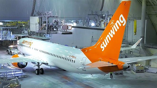 شرکت هواپیمایی سانویینگ کانادا فعالیت خود را متوقف کرده و 470 خلبان را اخراج می کند