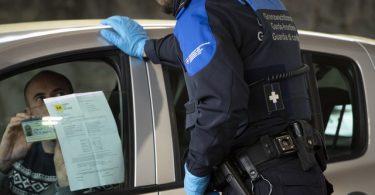 El gobierno suizo deja de emitir visas de entrada y refuerza el control fronterizo