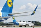Ukraine International Airlines suspenderer alle rutefly