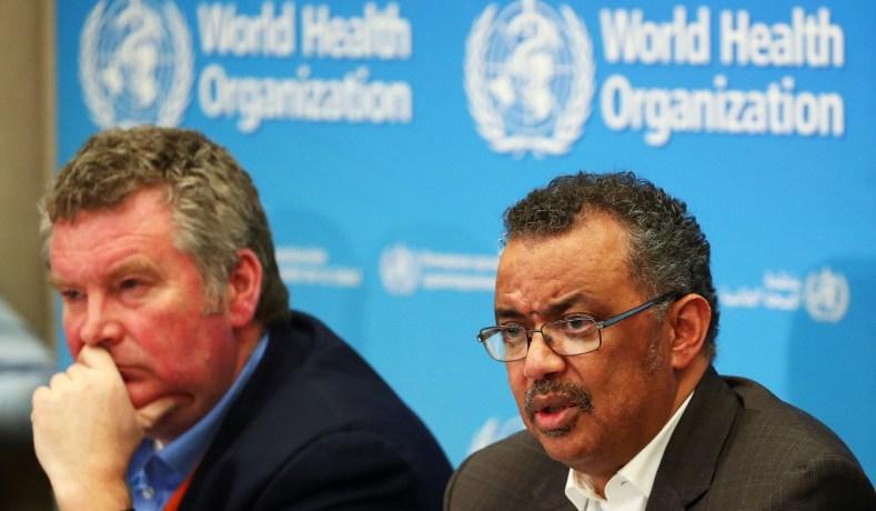 WHO julisti Euroopan uudeksi koronaviruspandemian keskukseksi