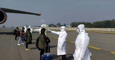 هند همه ورودهای پرواز تجاری را ممنوع می کند که حاوی ویروس کرونا باشد