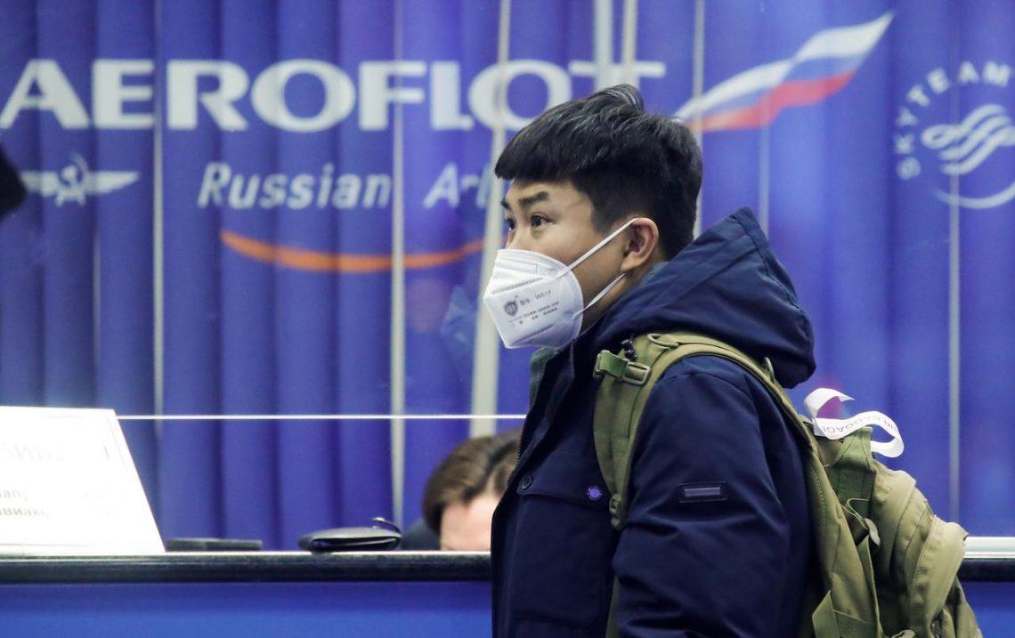روسیه خارجیانی را نقض قرنطینه COVID-19 می کند