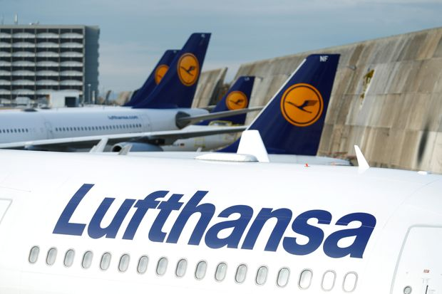 Nampiato ny fandoavan-ketra i Lufthansa hamerana ny fiatraikany ara-bola amin'ny krizy virus coronavirus