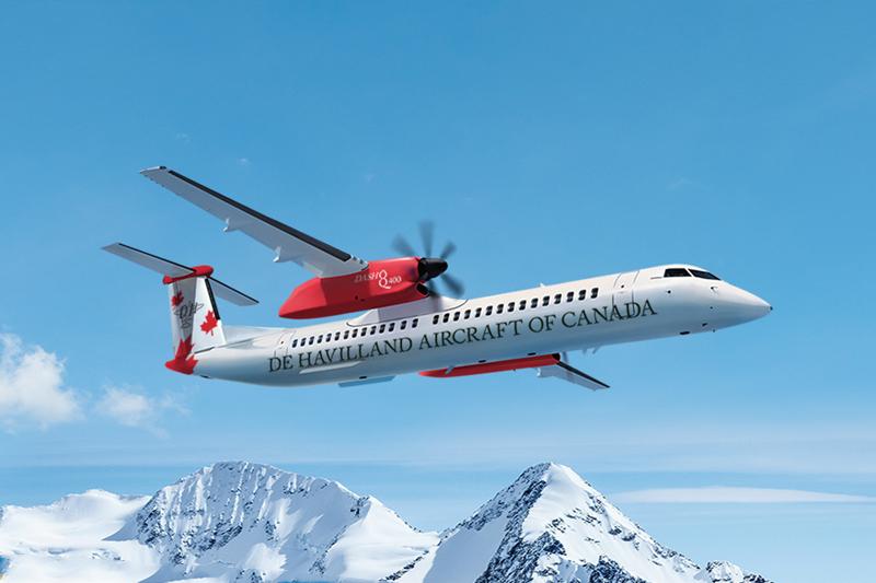 Longview Aviation Capital спира производството на самолети Dash 8-400 и Series 400 Twin Otter