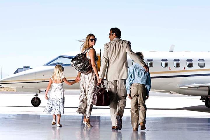 Putnici privatnim zrakoplovima pokazuju optimizam u pogledu kratkoročnih i dugoročnih putovanja
