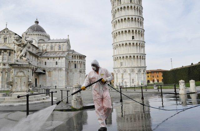 ایتالیا محدودیت های جدیدی را برای جلوگیری از شیوع COVID-19 صادر می کند