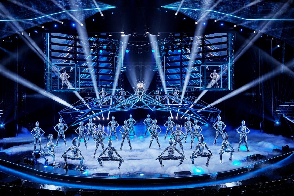 Friedrichstadt-Palast Berlin ngluwihi VIVID Grand Show sing paling sukses sajrone setaun maneh