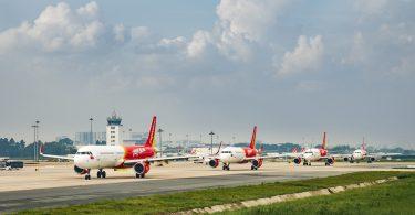 Společnost Vietjet zavádí pojištění COVID-19 na podporu domácího cestování
