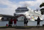 Norwegian Jewel cruise passengers allowed to disembark in Hawaii to travel home