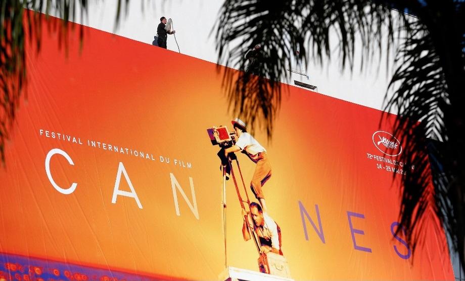 Famoso Festival de Cinema de Cannes da França cancelado devido à crise do COVID-19