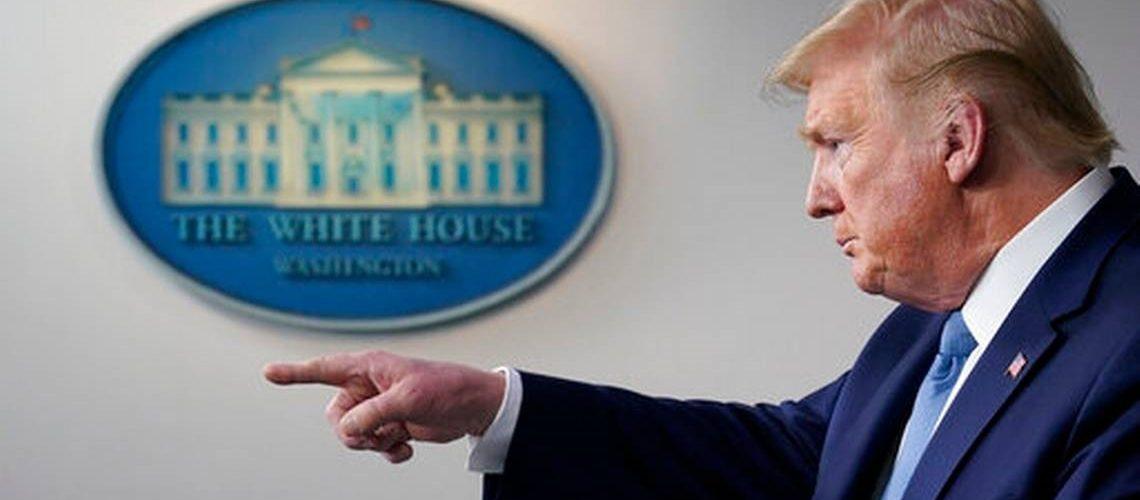 Trump dia miantso ny lalàna famokarana fiarovana amin'ny vanim-potoana mangatsiaka hiadiana amin'ny areti-mifindra COVID-19