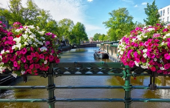 Amsterdam in Spring: the Best Occasion for a Journey