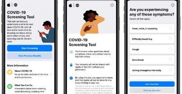 Aplicación Apple COVID-19: Sí, hay una aplicación para eso