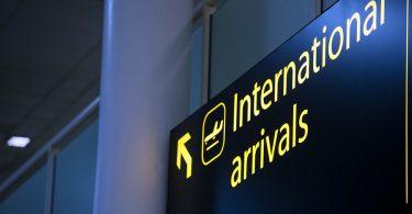 Los viajes internacionales entrantes se desploman debido al coronavirus