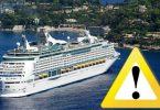 سفر دریایی کارائیب به مدت 30 روز تعطیل شد