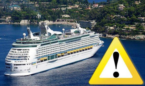 Royal Caribbean Cruise suljettiin 30 päiväksi