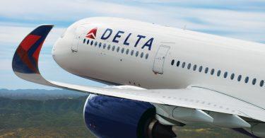 Delta Air Lines mærker virkningerne af Coronavirus COVID-19