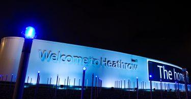 Heathrow ограничава шумните нощни полети
