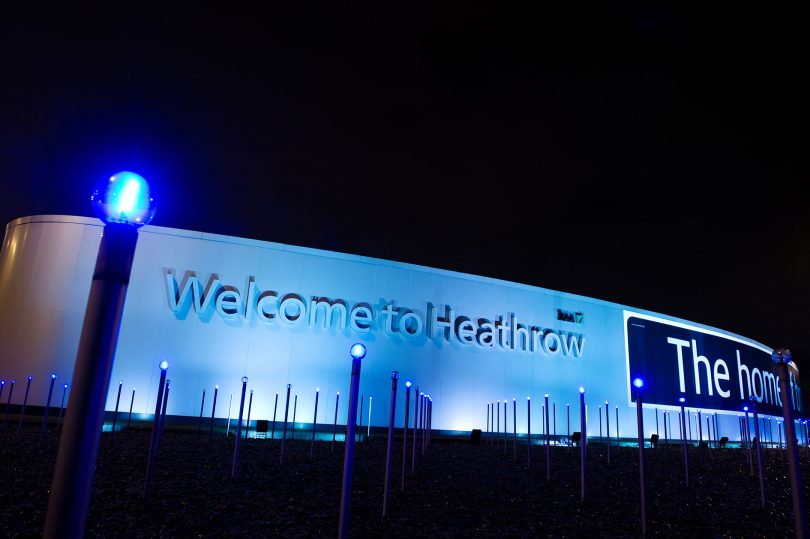 Heathrow clamping down on noisy night-time flights