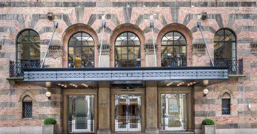 Barbizon Hotel i New York var engang kun kvinder