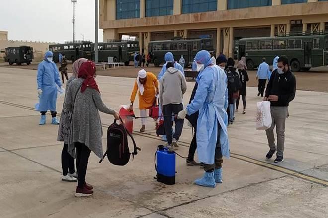 Indien rejseforbud inkluderer nu pasindehavere i Indien på grund af COVID-19 coronavirus