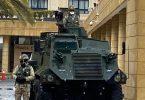 中東におけるセキュリティの脅威であるコロナウイルス:軍事的対応