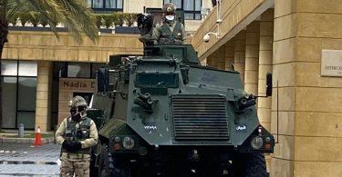 فيروس كورونا تهديد أمني في الشرق الأوسط: رد عسكري
